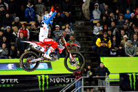 Supercross 2012 - Dodger Stadium